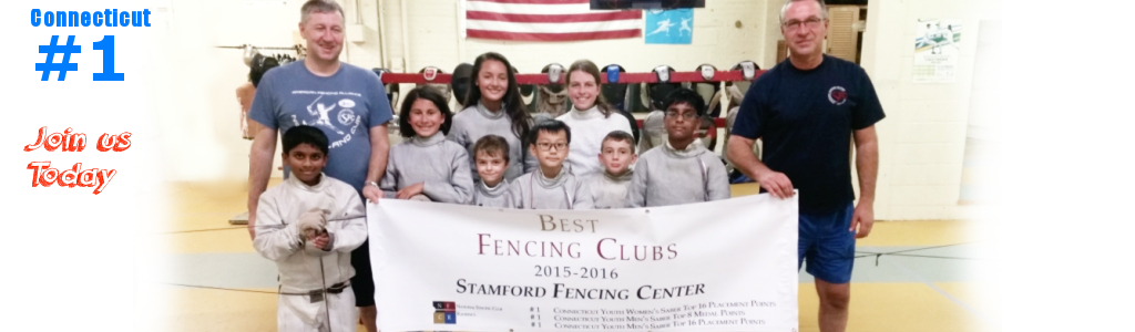 Stamford Fencing is voted the Best Fencing Club